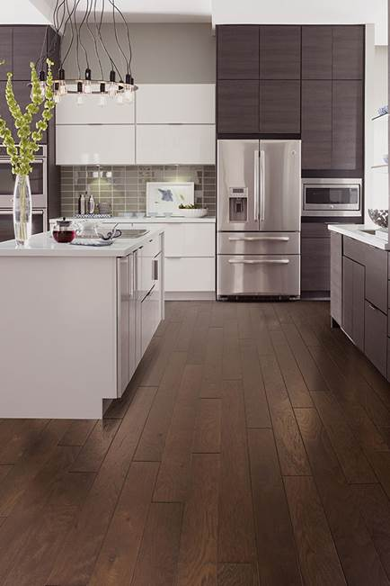 This Construction Prevents The Engineered Hardwood From Warping And Bowing  The Way A Hardwood Floor Might In Moist Areas.